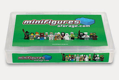 Monster Fighters Minifigures Storage Box